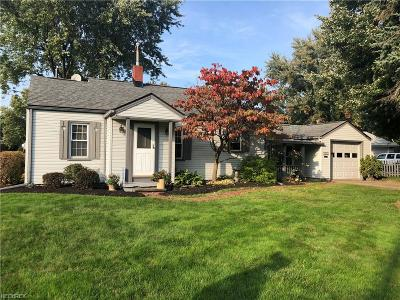 Single Family Home For Sale: 4955 14th St Southwest