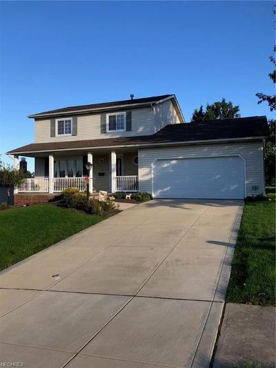 Cleveland Single Family Home For Sale: 1250 Gettysburg Dr