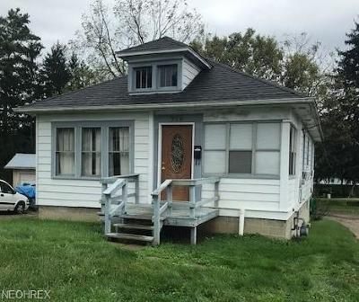 Muskingum County Single Family Home For Sale: 956 Taylor St
