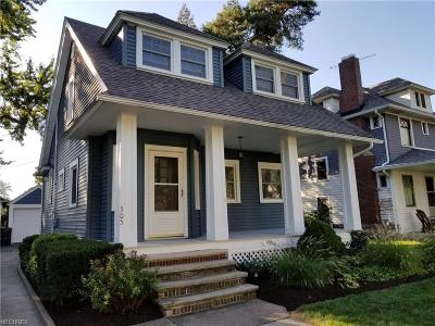 Elyria Single Family Home For Sale: 505 Park