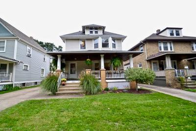 Bay Village, Rocky River, Fairview Park, Westlake, Lakewood Single Family Home For Sale: 1661 Lincoln Ave