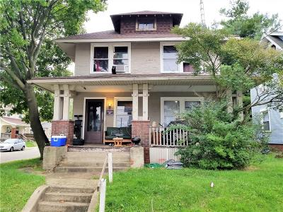 Stark County Multi Family Home For Sale: 624 Smith Ave Northwest