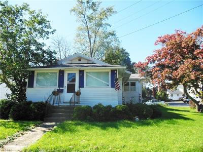 Madison Single Family Home For Sale: 34 South Lake St