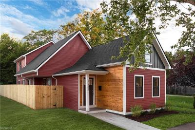 Single Family Home For Sale: 2226 Fulton Rd