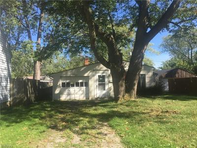 Lake County Single Family Home For Sale: 401 East 332nd St