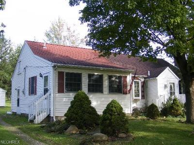North Royalton Single Family Home For Sale: 11651 York Rd