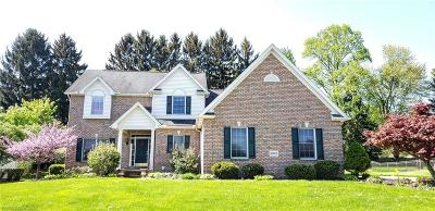 Massillon Single Family Home For Sale: 8376 Yorkshire Street