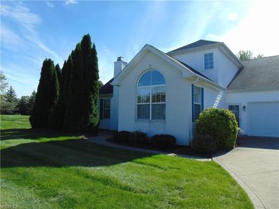 Lorain County Condo/Townhouse For Sale: 274 Anchor Dr