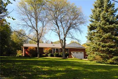 Hinckley Single Family Home For Sale: 1798 Ridge Rd
