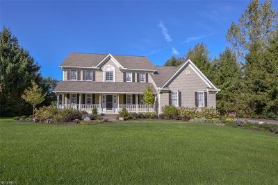 Geauga County Single Family Home For Sale: 18660 White Oak Dr