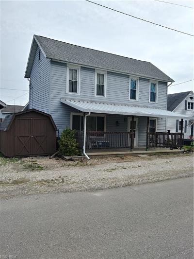 Muskingum County Single Family Home For Sale: 385 Water St