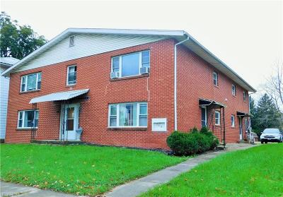 Licking County Multi Family Home For Sale: 269 North Main St
