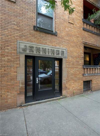 Cleveland Condo/Townhouse For Sale: 1905 Fulton Ave #3B