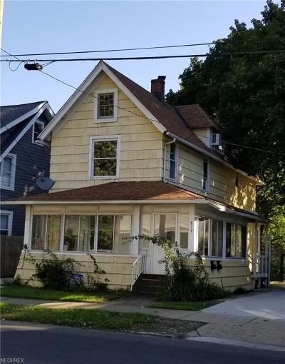 Massillon Multi Family Home For Sale: 874 Wales Road