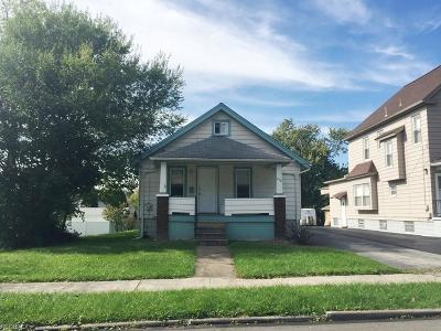 Girard Single Family Home For Sale: 416 Lawrence Ave