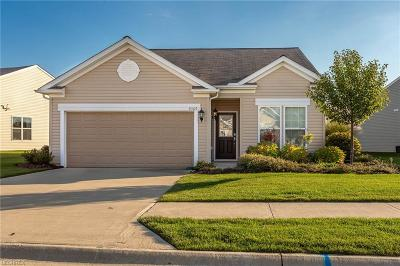 North Ridgeville Single Family Home For Sale: 9369 Montgomery Dr