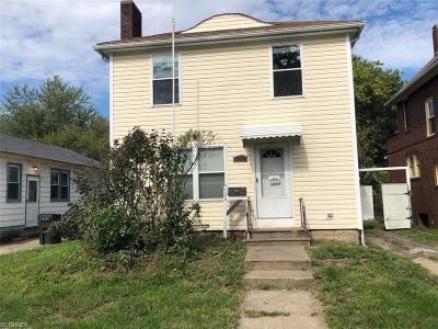 Elyria Single Family Home For Sale: 429 10th St