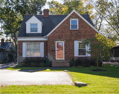 Rocky River Multi Family Home For Sale: 20643 Westway Dr