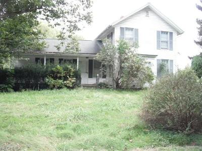 Lorain County Single Family Home For Sale: 6597 West Ridge Rd