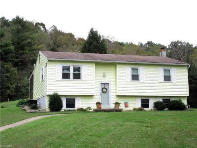 Belpre Single Family Home For Sale: 5010 Braun Rd
