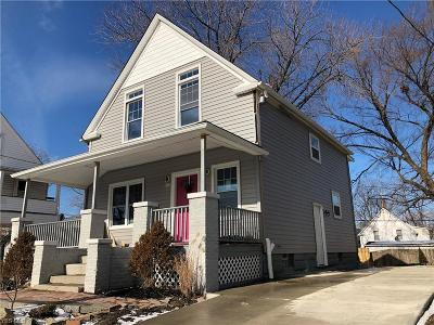 Cleveland Single Family Home For Sale: 6804 Wakefield Ave