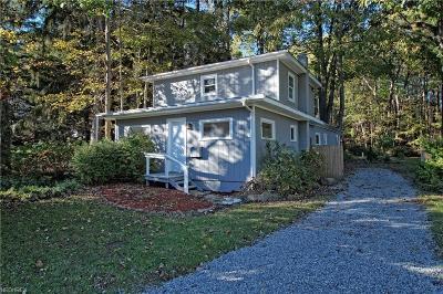 Chardon Single Family Home For Sale: 201 Turner Dr