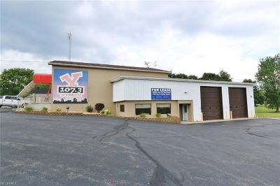 Zanesville Commercial Lease For Lease: 2895 Maysville Pike