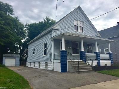 Cleveland Single Family Home For Sale: 5707 Hege Ave