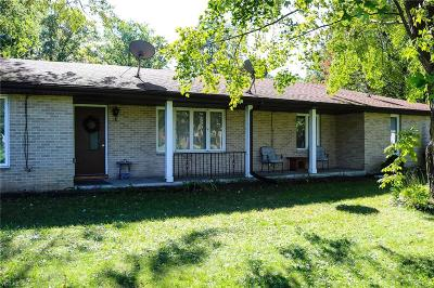 Lorain Multi Family Home For Sale: 3625-3627 Amherst Ave