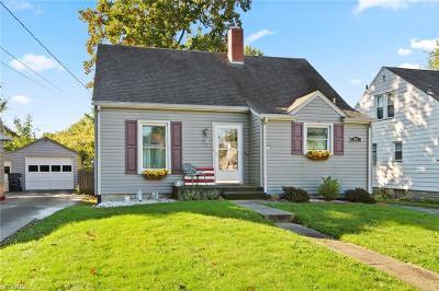 Boardman Single Family Home For Sale: 93 Wilda Ave