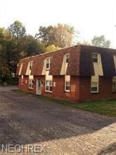 Youngstown Multi Family Home For Sale: 137 Shields Rd