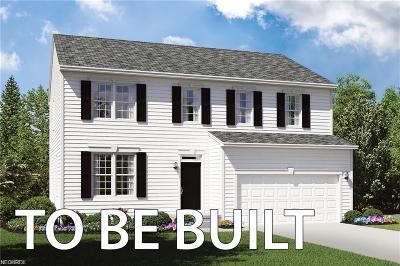 North Ridgeville Single Family Home For Sale: S/L 1375 Golden Eagle Dr