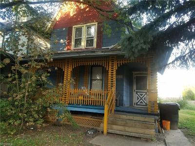 Cleveland Multi Family Home For Sale: 1925 West 65th St