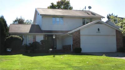 Beachwood Single Family Home For Sale: 25212 Brucefield Rd