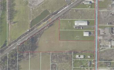 Columbia Station Residential Lots & Land For Sale: Hawke Road