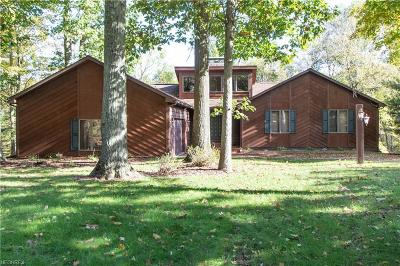 Canfield Single Family Home For Sale: 2970 Whispering Pines Dr