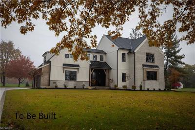 Pepper Pike Single Family Home For Sale: 28699 Fairmount Blvd