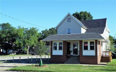 Stark County Commercial For Sale: 2229 9th St Southwest