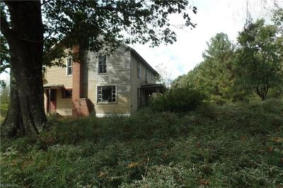 Morgan County Single Family Home For Sale: 9595 Wrightstown Rd