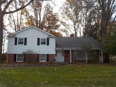 Single Family Home Sold: 18829 Timber Lane