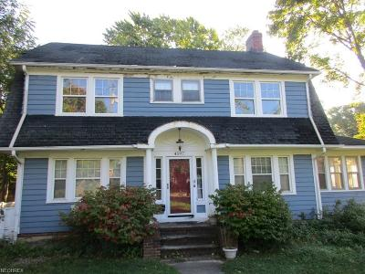 Fairview Park Single Family Home For Sale: 4597 West 220th St