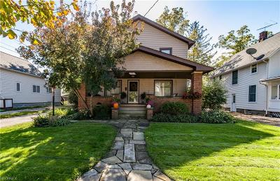 Berea Single Family Home For Sale: 35 West Fifth Ave