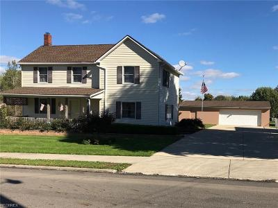 Hubbard Single Family Home For Sale: 311 Jackson St