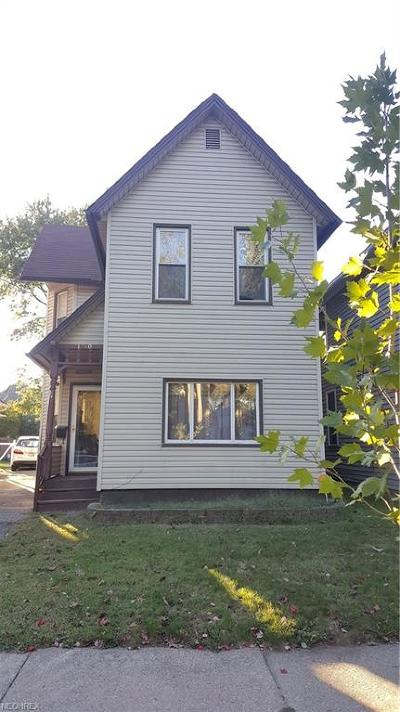 Cleveland Single Family Home For Sale: 1810 West 52nd St