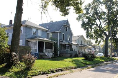Lorain County Multi Family Home For Sale: 233 Washington Ave