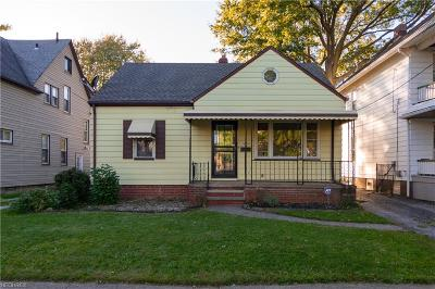 Cleveland Single Family Home For Sale: 3430 West 97th St