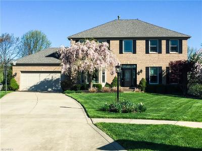 Strongsville OH Single Family Home For Sale: $329,900