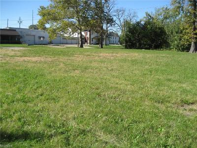 Lorain County Residential Lots & Land For Sale: Connecticut Ave