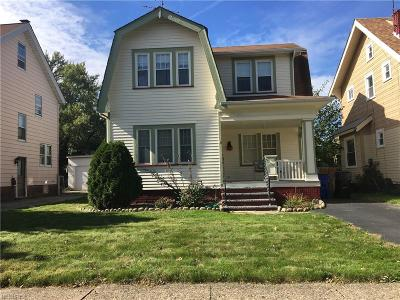 Cleveland Single Family Home For Sale: 3558 West 129 St
