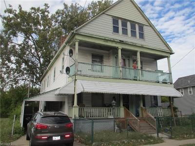 Cleveland Multi Family Home For Sale: 2182 East 68th St